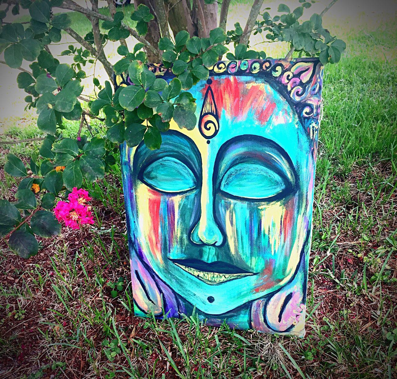 Doghairstudio Gypsylife Friends ❤ Gifted Art Buddha Art Is Life