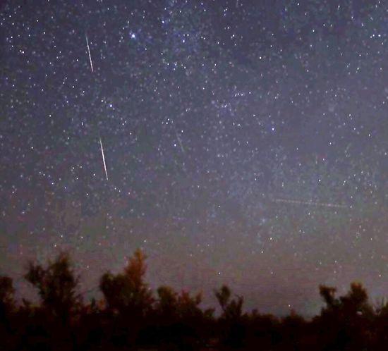 Perseid Meteor Shower FUJIFILM X-T1 Iran♥ Night Sky Photography Iranian_photography Iran Night