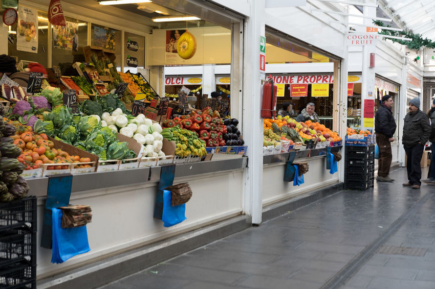 Frutta Abundance Colori Food Food And Drink For Sale Freshness Fruit Groceries Market Store Vegetable Verdura