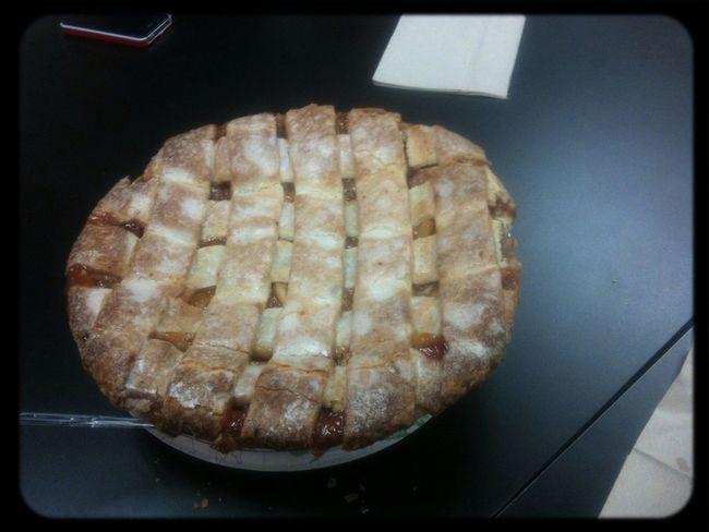 Bomb ass apple pie