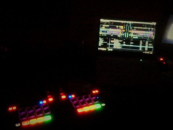 Make Magic Happen This is what I love to do in my life, making, mixing music. First Eyeem Photo