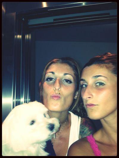 io la mia sorellina e la nostra vita teddy...