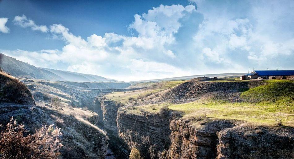 South Kazakhstan Kazakhstan Mountains Nature Travel Found On The Roll