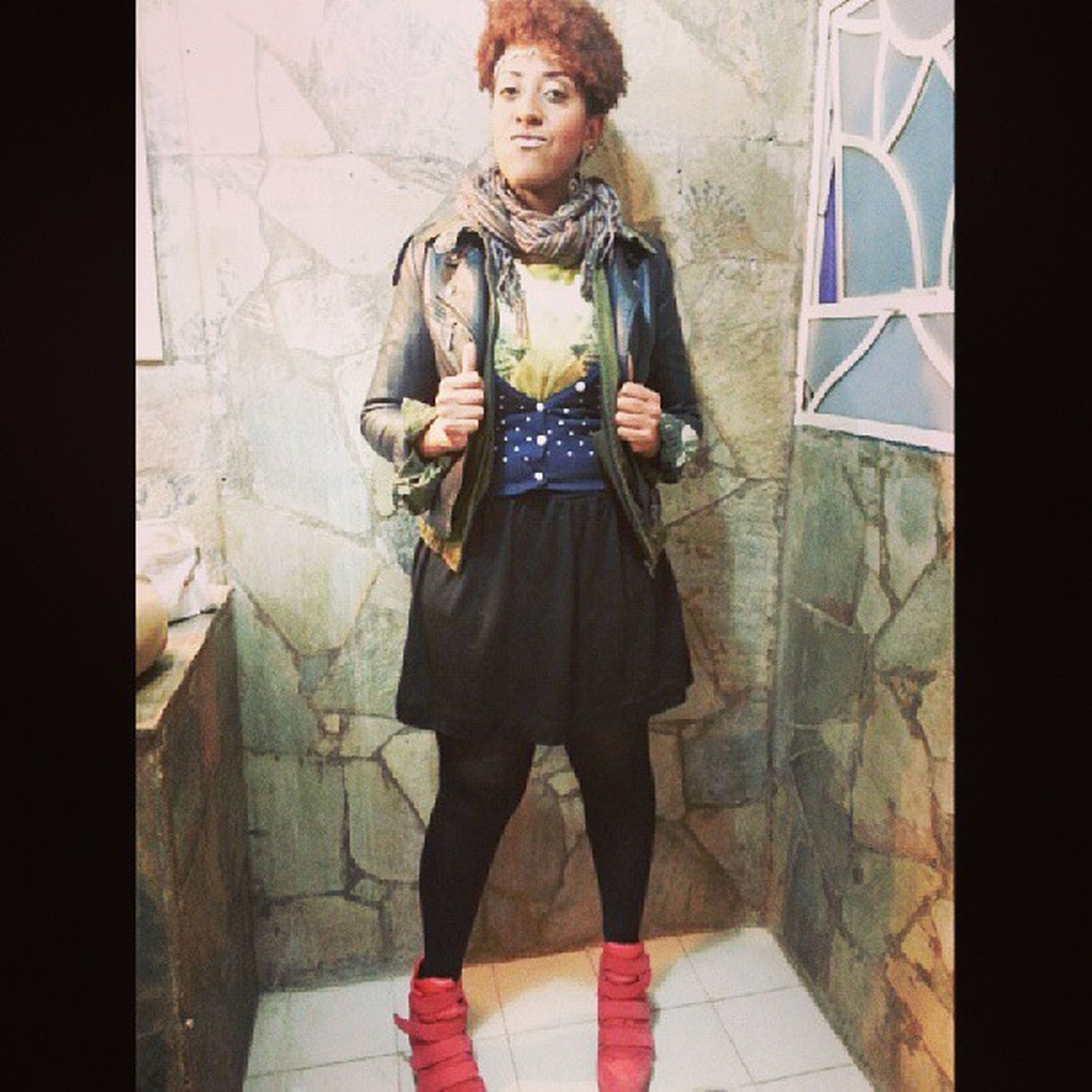 Looktonight Lookthursday Amazinggirl Urbanstyle africanstyle africanfashion