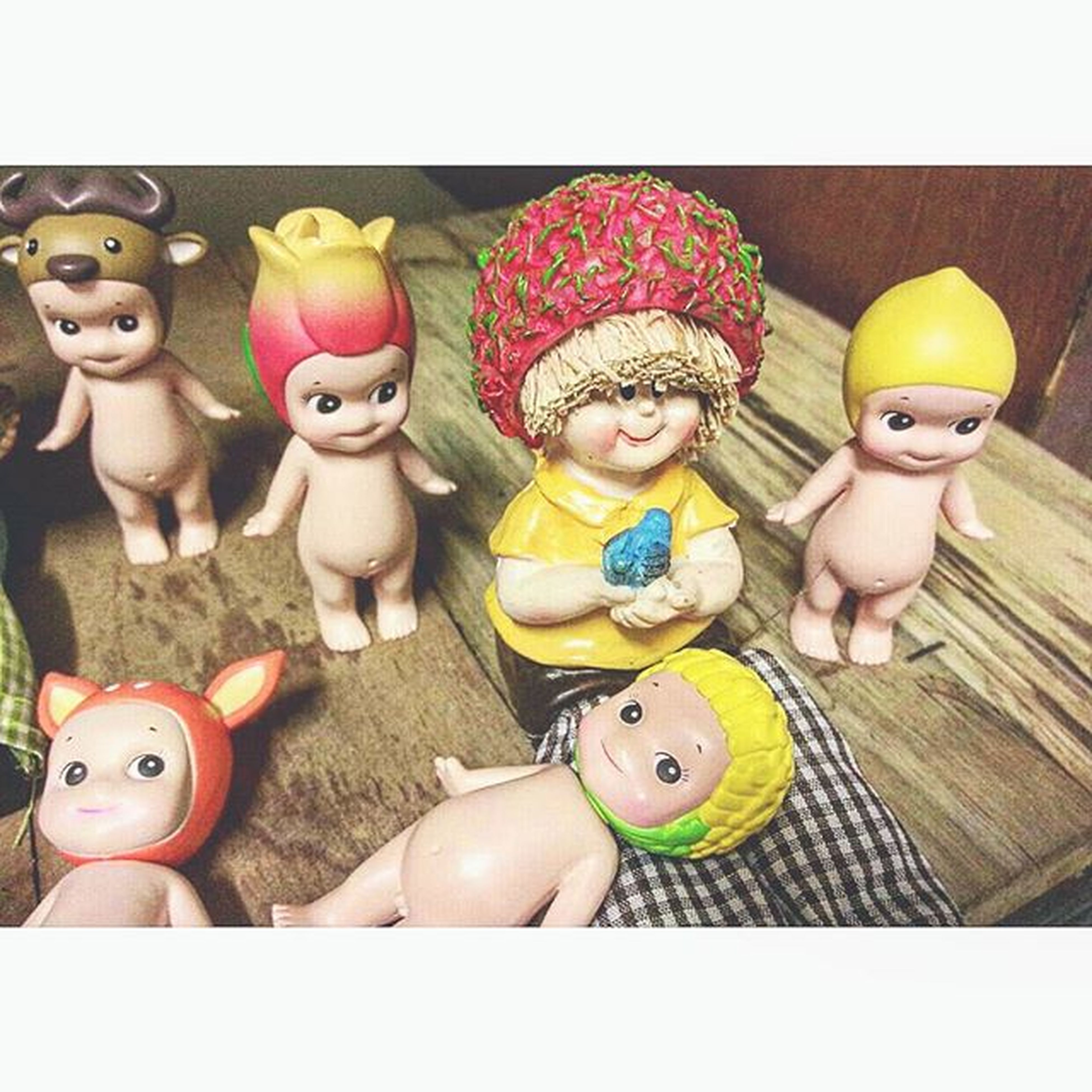human representation, toy, childhood, creativity, art, art and craft, animal representation, multi colored, transfer print, indoors, stuffed toy, variation, auto post production filter, doll, figurine, teddy bear, celebration, large group of objects