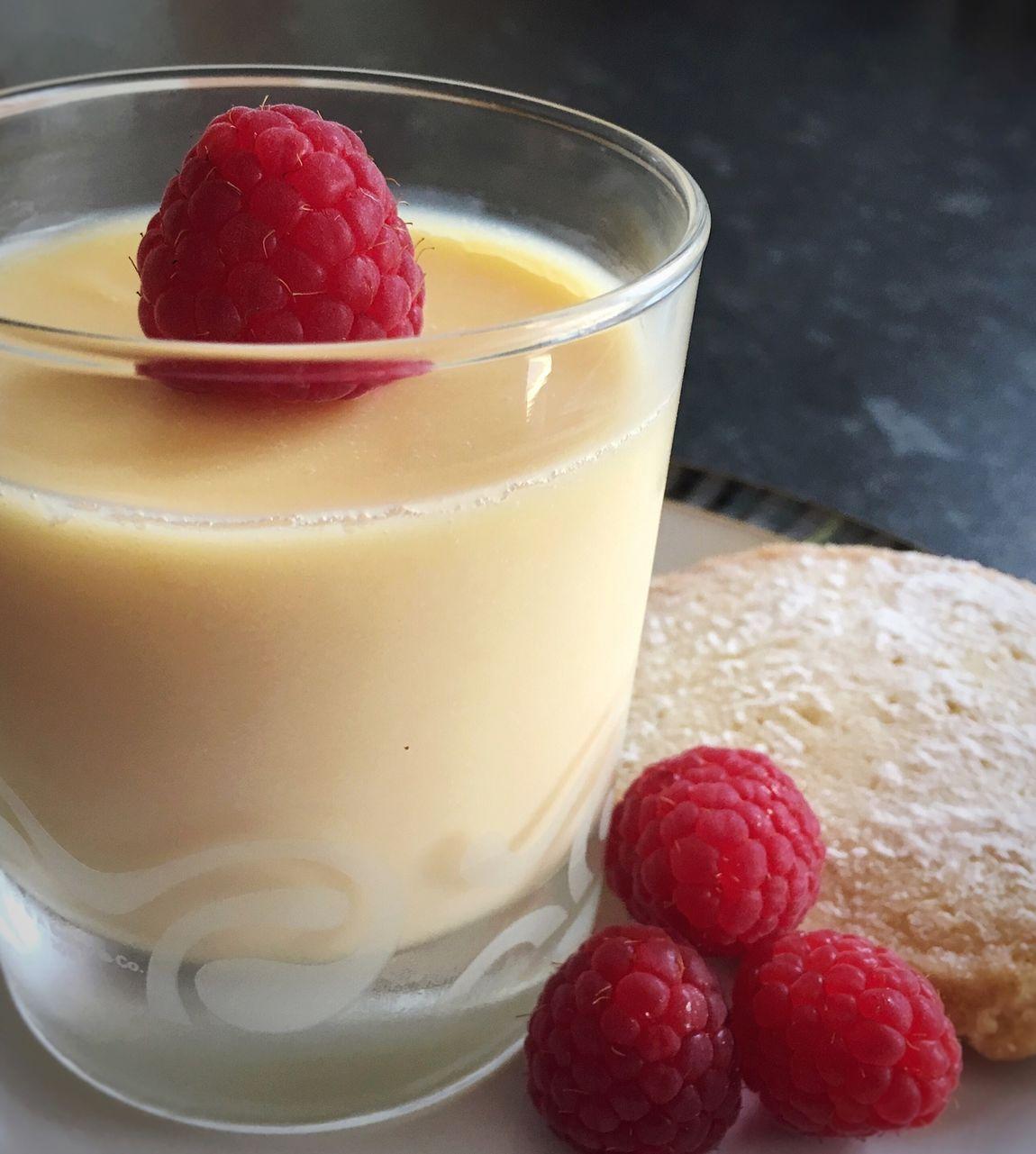 Lemon Posset dessert 😋 ... Foodstagram Foodblogday2015 Food Photography Dessert Lemon Posset Cream Homemade