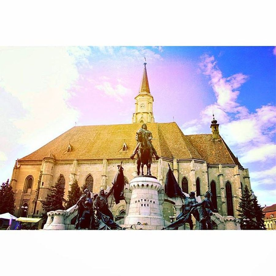 Good morning 😊 Pic Picture Photo Photography Instapic Instaphoto Instapicture Romania Cluj Clujnapoca Travel Traveling Traveler Nature Landscape Cluj2016 Photograper Church Sky Art Artist Architecture Life Bestoftheday picofthedaymorning