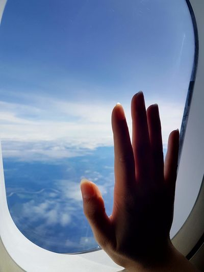 Sky Travel Destinations Hands Lonelyness Alone Time Flying In The Sky Freedom Travel Waiting For Hopefull