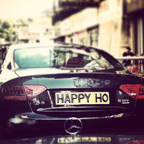 Err, Okay if you say so luv. Hklicenseplate @sindynow photo credit to @frankliew