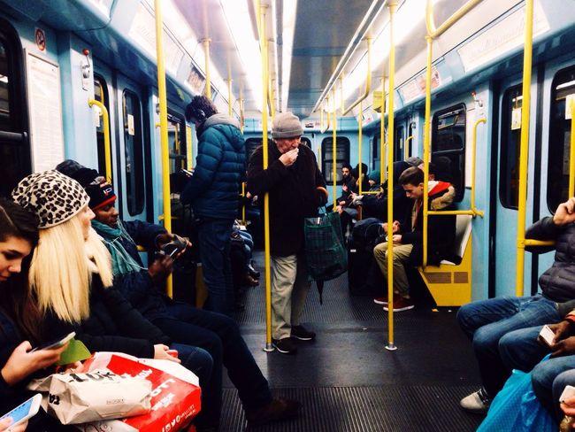 Gente Da  Metropolitana Milano City