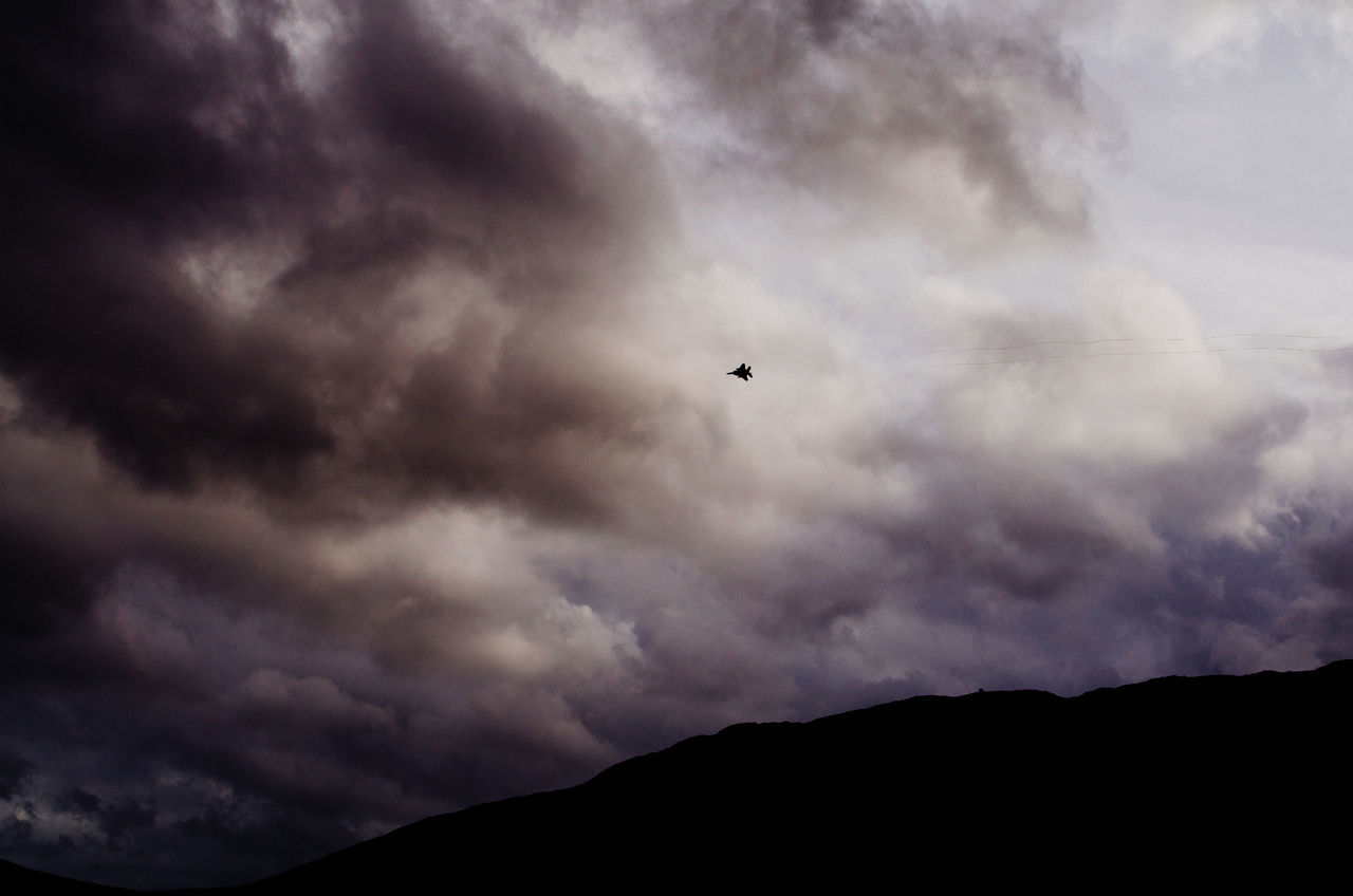 Beauty In Nature Cloud - Sky Clouds And Sky EyeEm Best Shots EyeEm Gallery EyeEm Nature Lover EyeEmNewHere Eyem Best Shots Flying Landscape_Collection Mid-air Mountain Nature Nature Photography Outdoors Scotland Scottish Highlands Silhouette Sky Storm Storm Cloud The Great Outdoors - 2017 EyeEm Awards Tranquility VSCO
