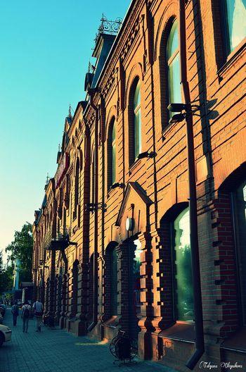 магазин_красный Store_red Барнаул Barnaul проспект_ленина Lenin_avenue
