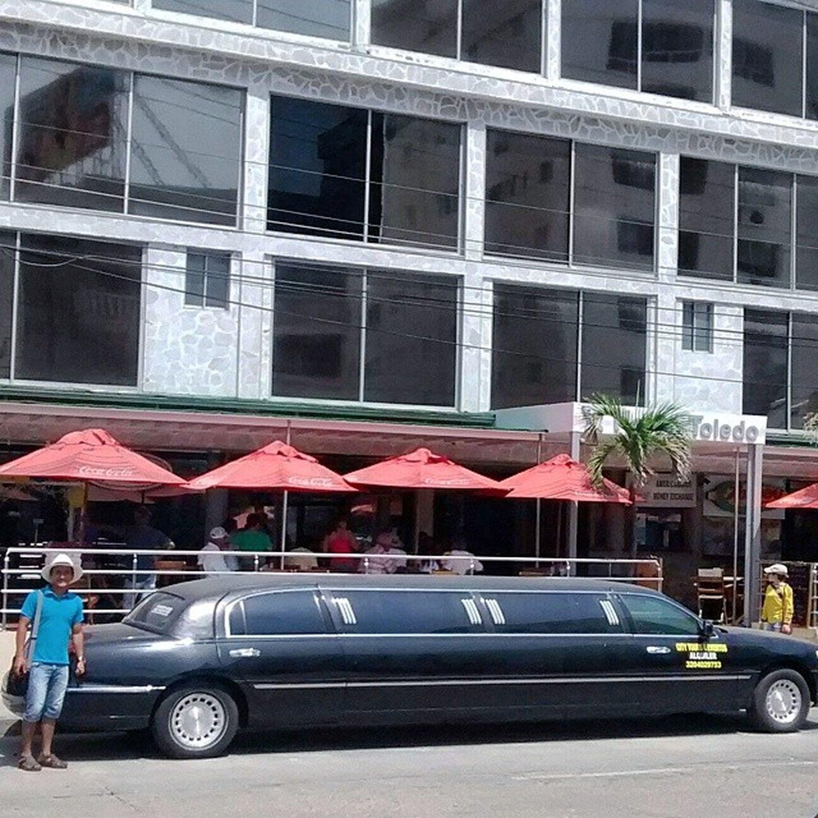 Paseando por Cartagena Toledo Limosina Marbella ??