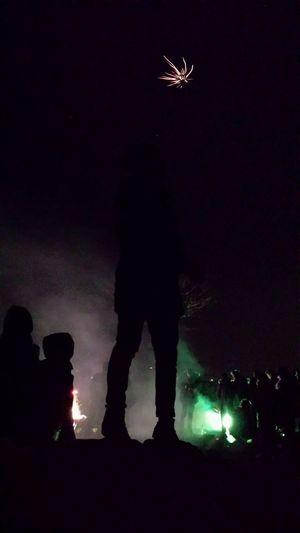 Hannover und alle: schönes Neues! Hannover Kronsberg Happynewyear2015 Lights Fireworks