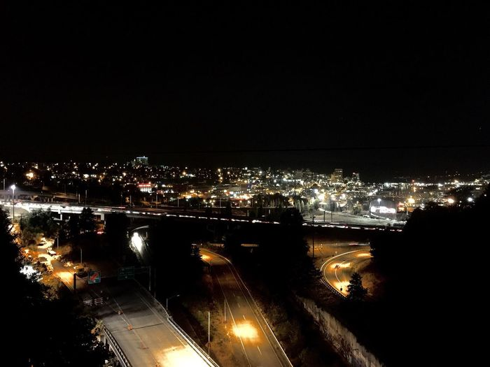 Down town Tacoma