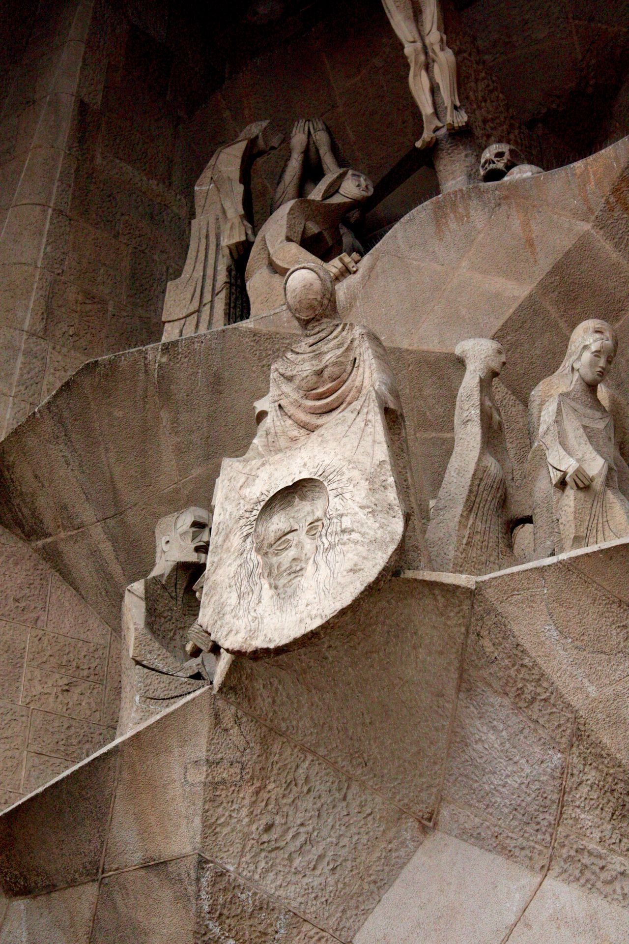 Barcelona Church Church Architecture Churchporn Day No People Sagrada Familia Sagradafamilia Stone Figure Travel Travel Destination Travel Destinations Without Face