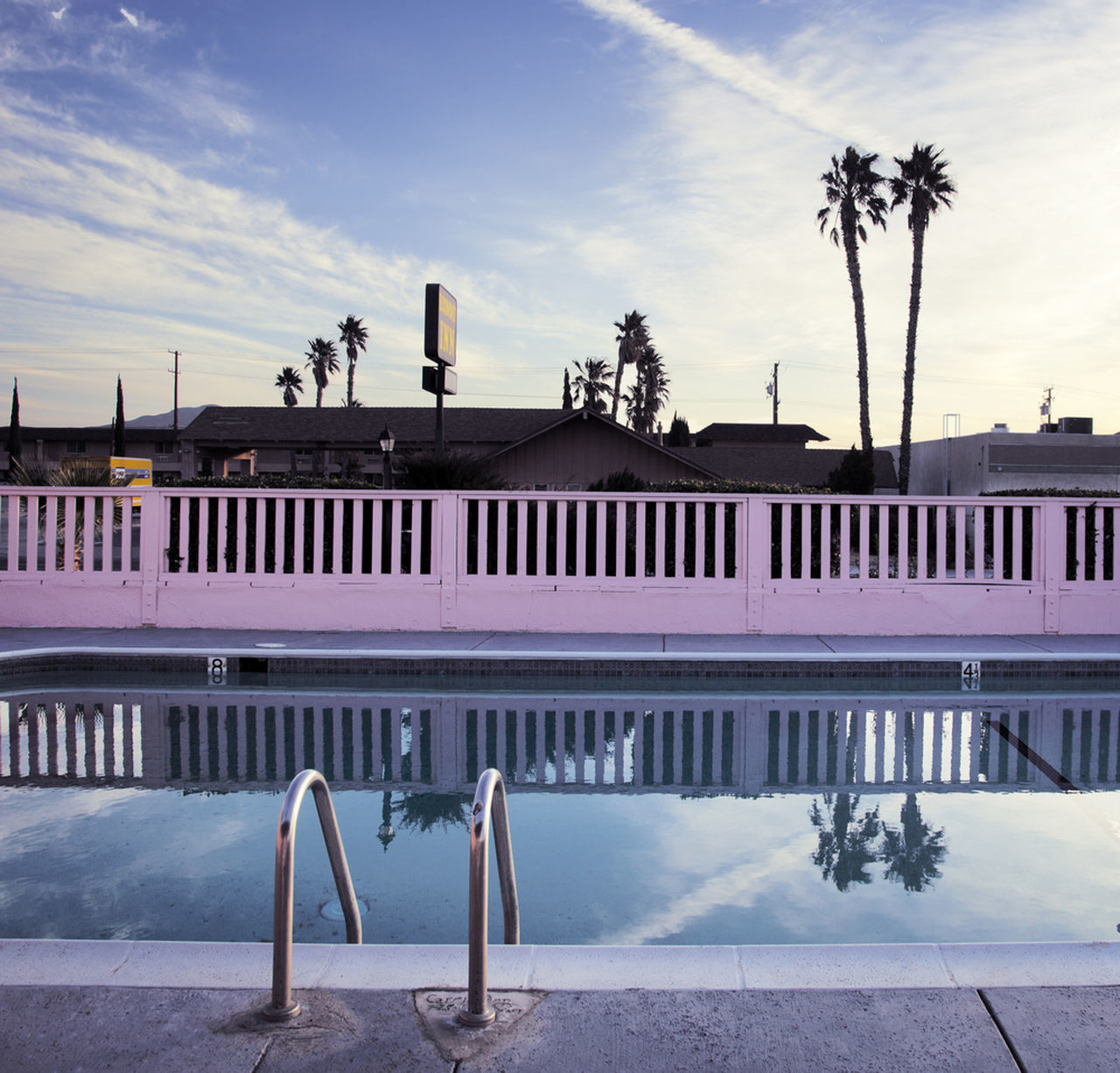 Architecture California Road Trip Sky Swimming Pool Travel Vacation Vacations