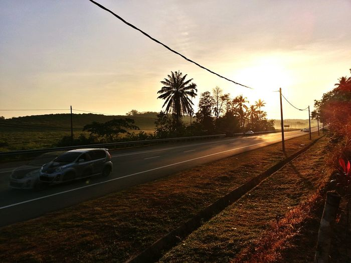 Beautiful morning at Terengganu