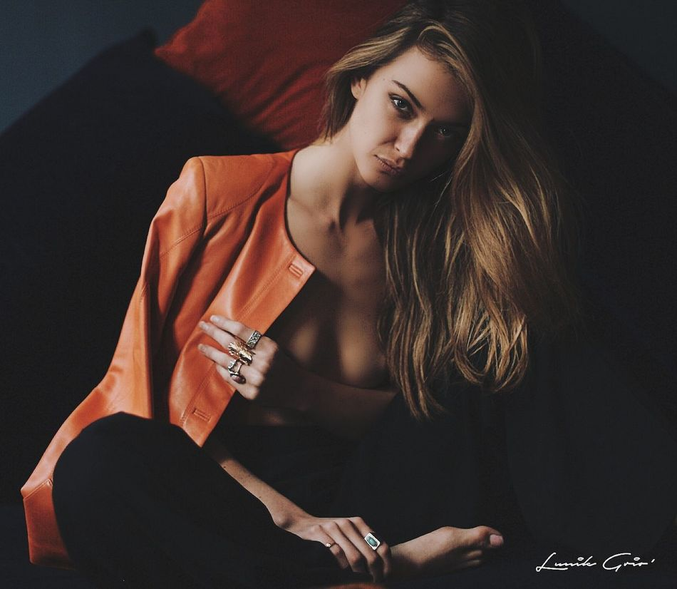 Photography Photoshoot Fashion Fashion Photography Woman Lady Blond Hair Blonde Girl Leather Jacket Dior Fashioninsta Model International