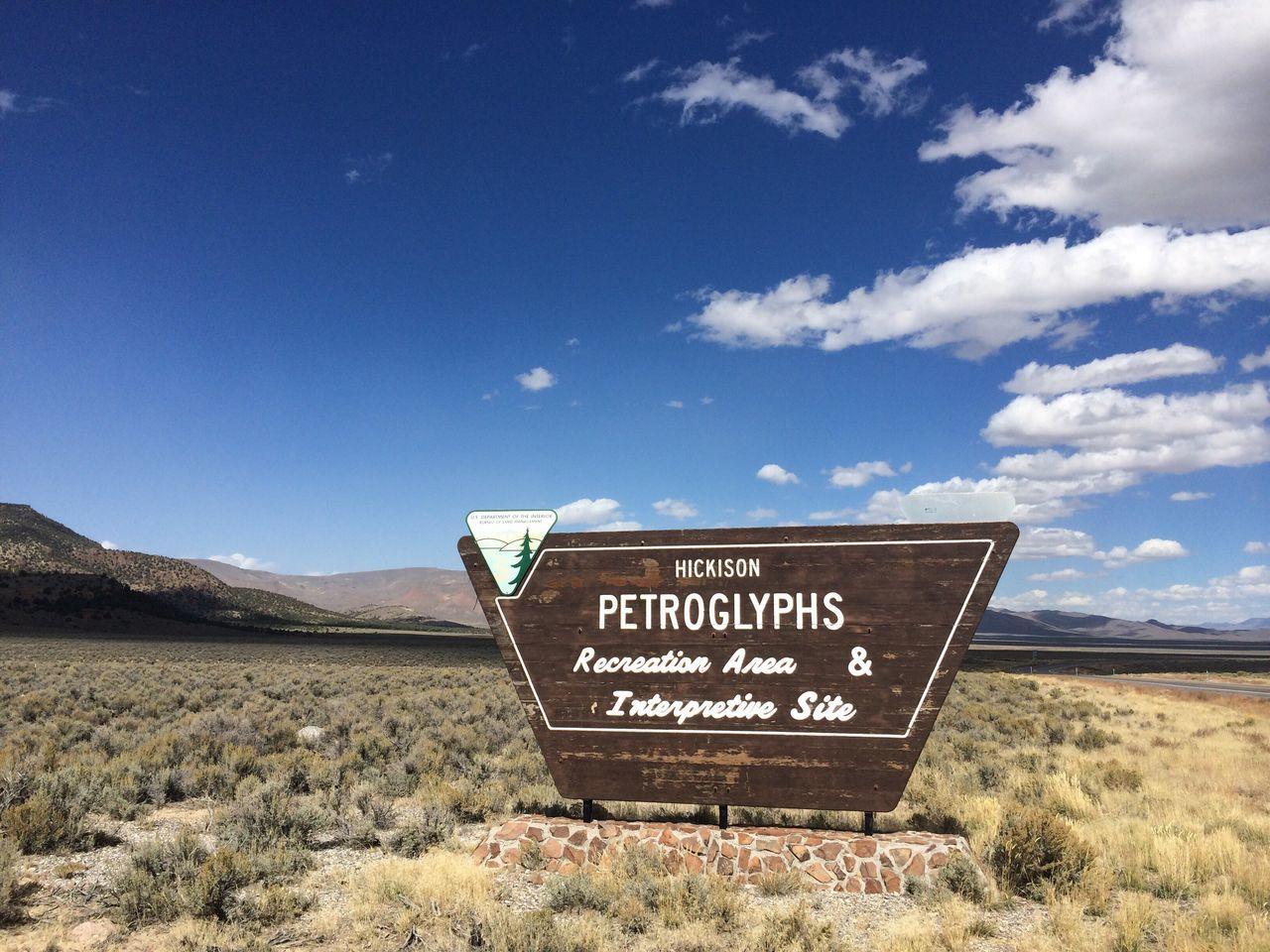 Hickson Petroglyphs Nevada Desert Highway 50 Ancient Native Americans