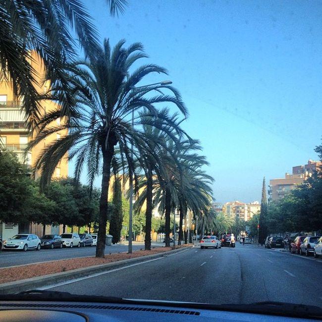 Ya en Mataró :)