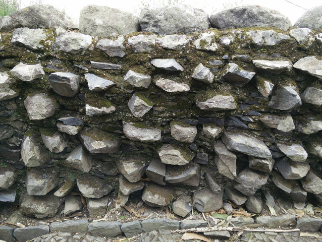 Wall Man Made Structure Shards Stone Stone Wall