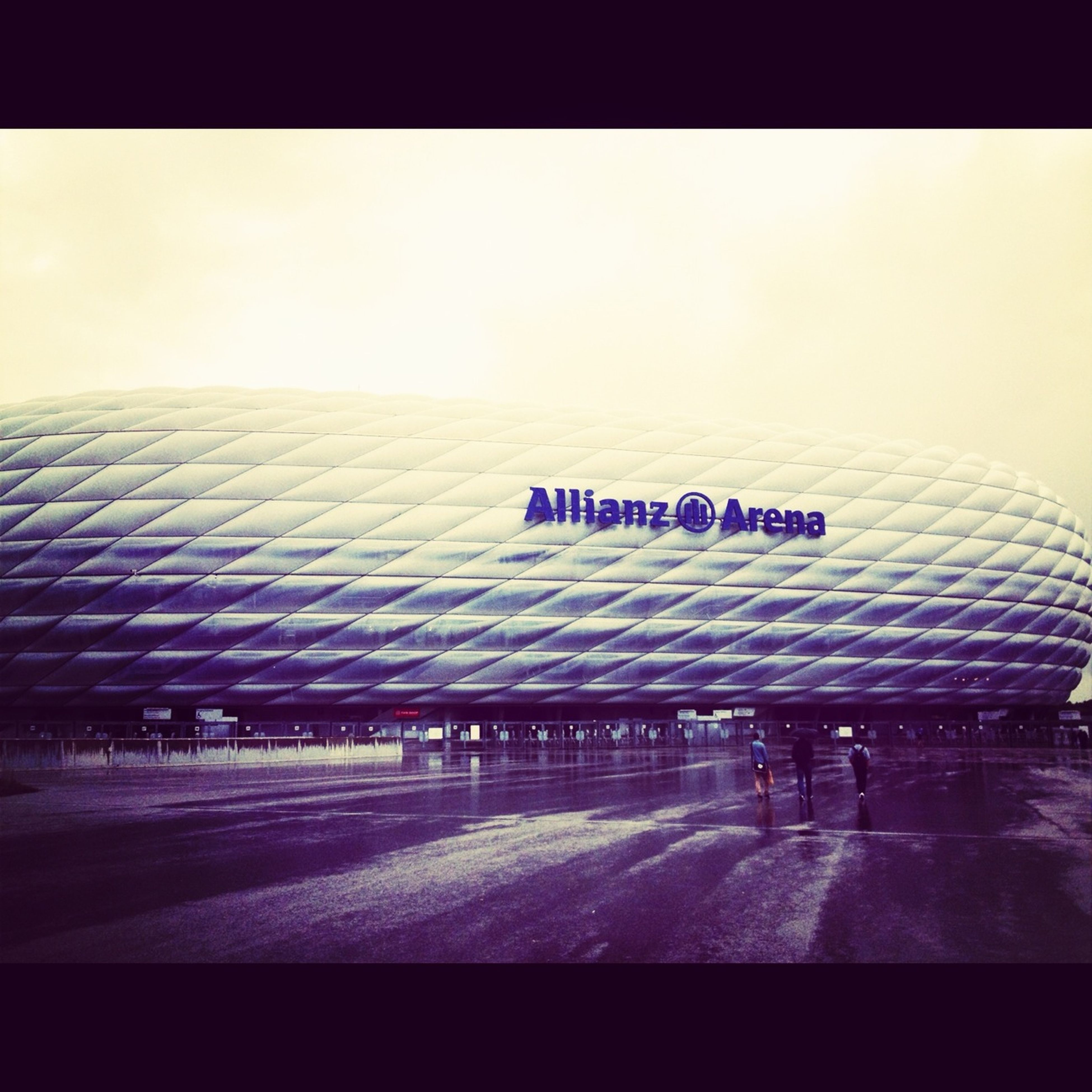 @Munich @Allianz Arena