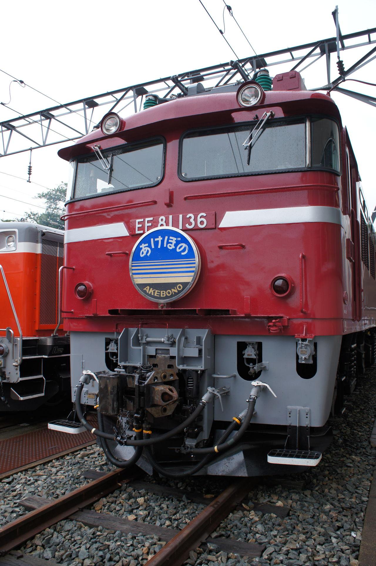 EF81 鉄道 あけぼの