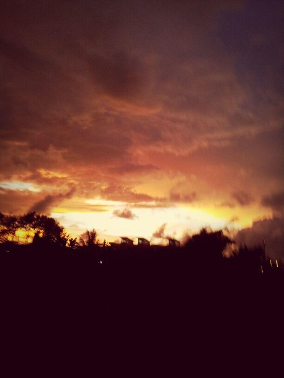 good bye Sun...