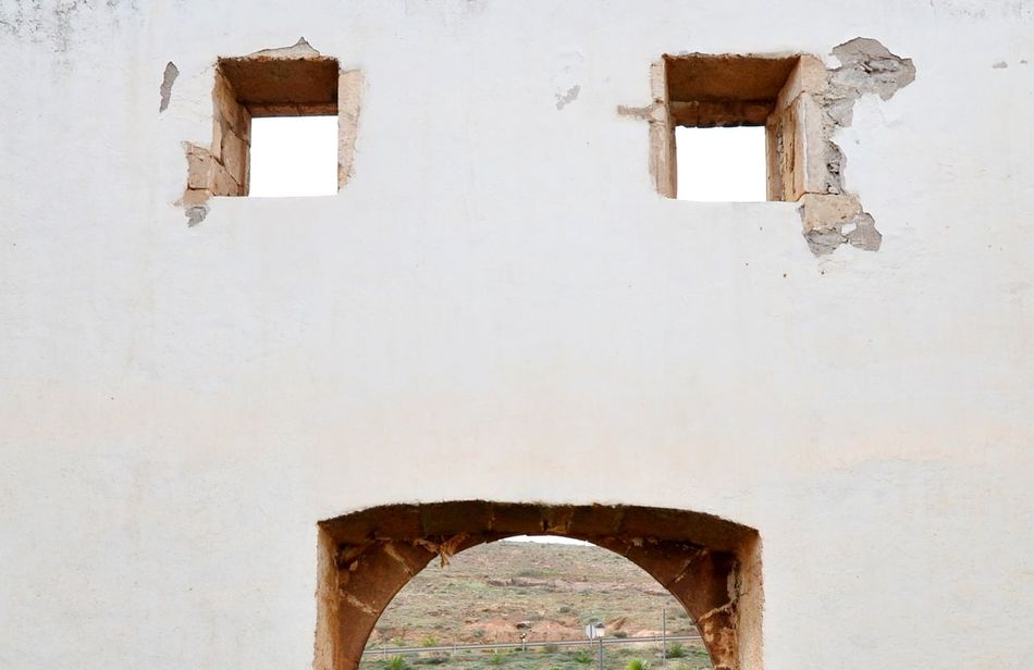 Abandoned Architecture Built Structure Canary Islands Church Face Fuerteventura Historic Relict Ruins Of A Past Travel Destinations