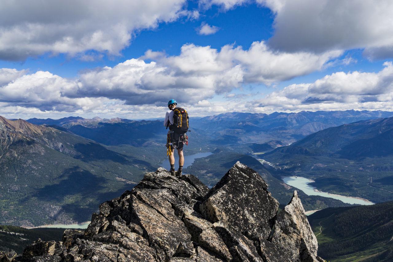 Climbing Mt. Sloan, near Gold Bridge, BC, August, 2016 Active Adventure Blue Sky Climb Climbing Climbing A Mountain Cloud Hiking Lifestyle Mountain Mountaineering Mountains Outdoors Ridge Ridgeline Rock Scrambling Sky Tranquility