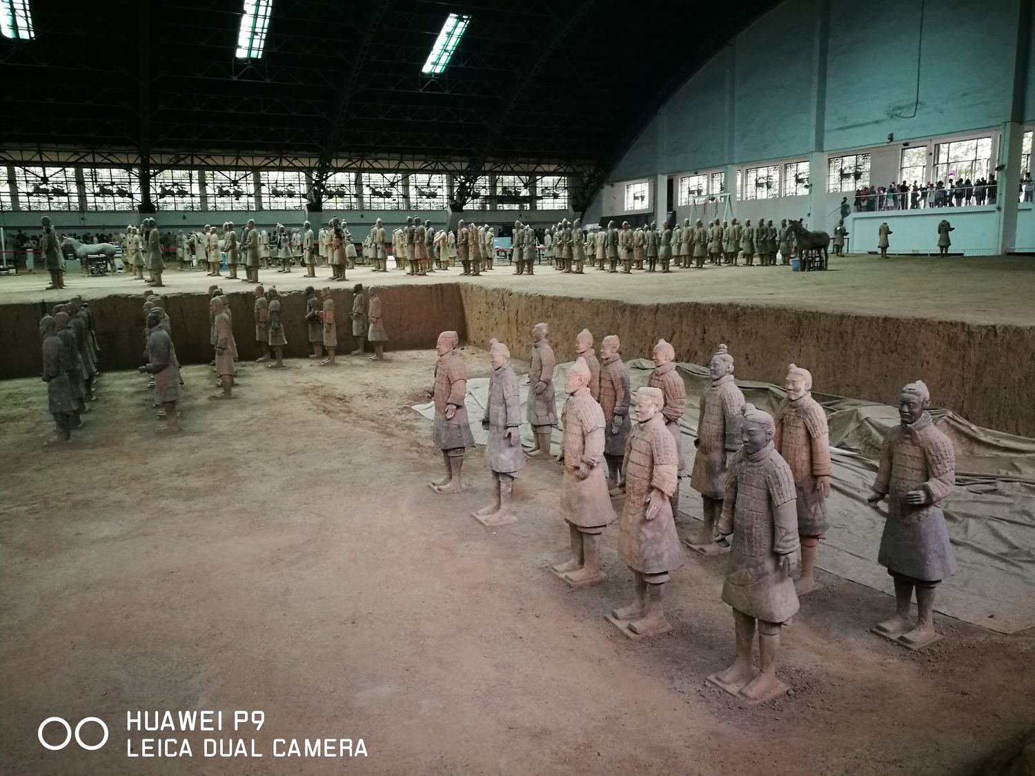 The Terracotta Army of Qin. Army Soldier Museum Qin Dynasty History Chinahighlights Xian China