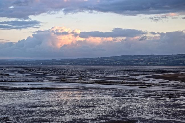 Beauty In Nature Cloud - Sky England England🇬🇧 Nature Scenics Sea Tranquility Water Wirralcountrypark