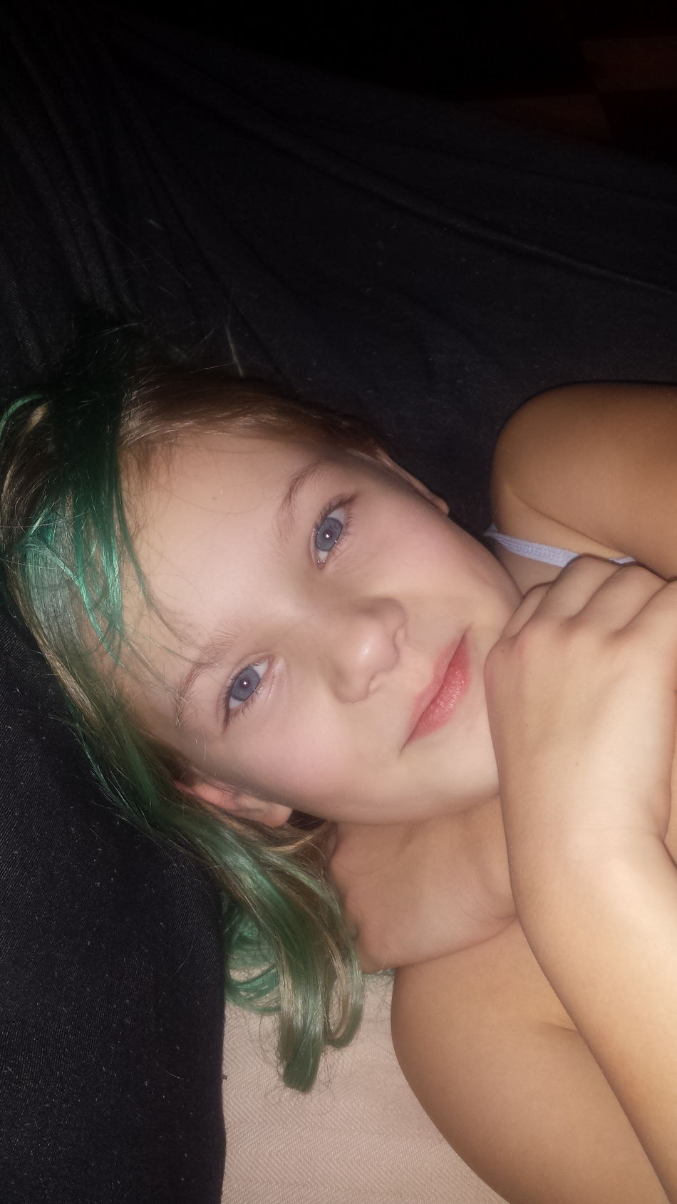 Daughter My Daughter ♥ My Baby Being Herself Beauty