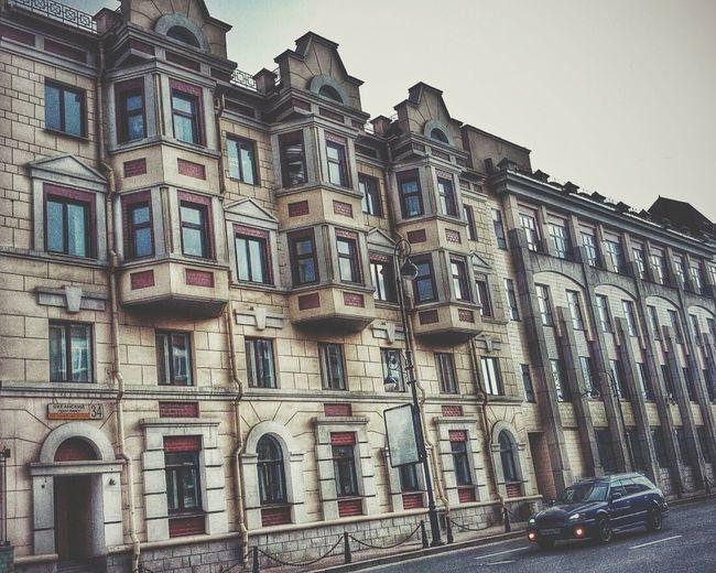 Architecture Urban Geometry