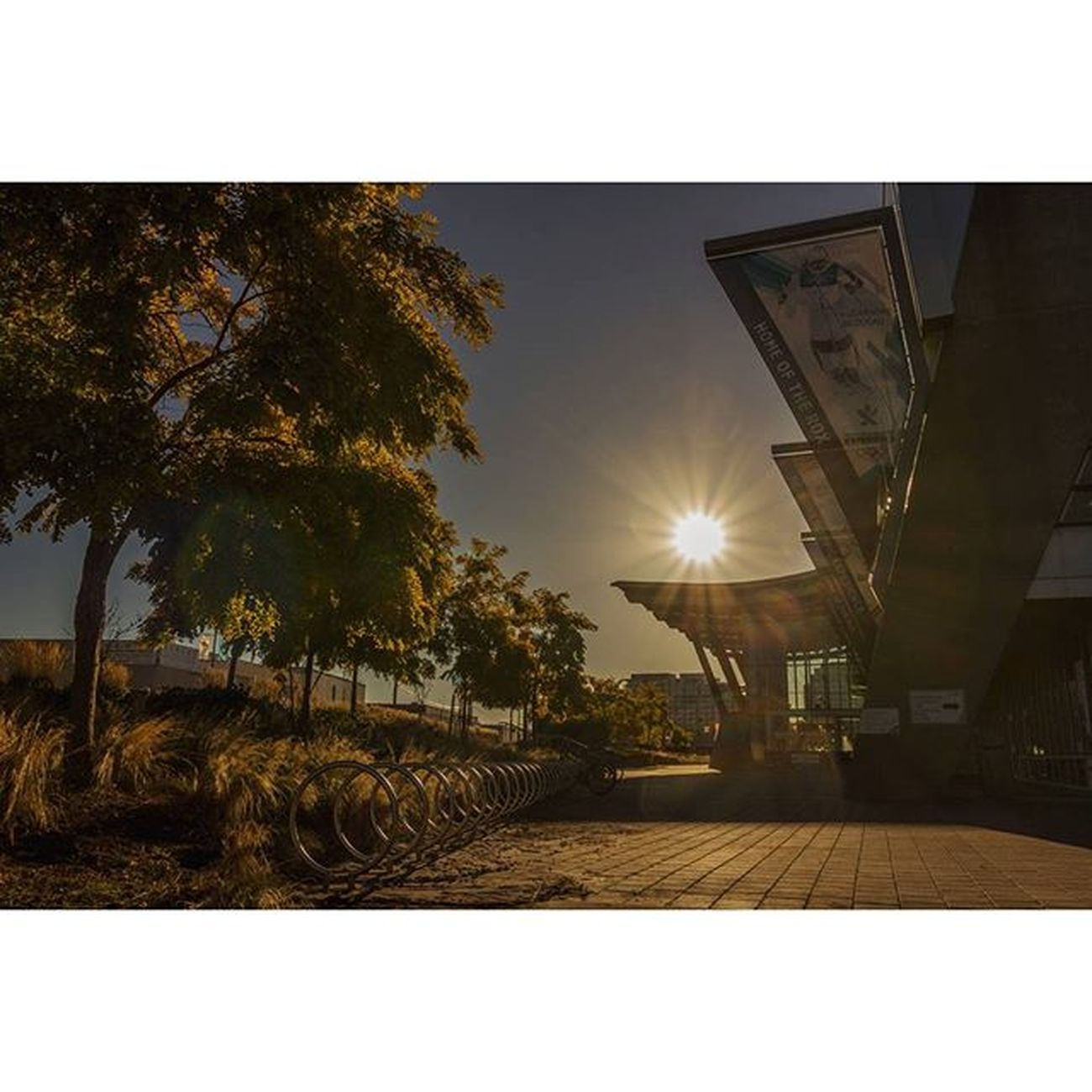 Home away from home pt.2 Oval Richmondoval Richmondolympicoval Richmond vancouver vancitybuzz vancity sunset landscape photography bc