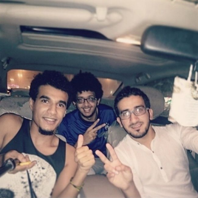 With Cousins  In Jeddah Albalad Friends Hangout Selfi