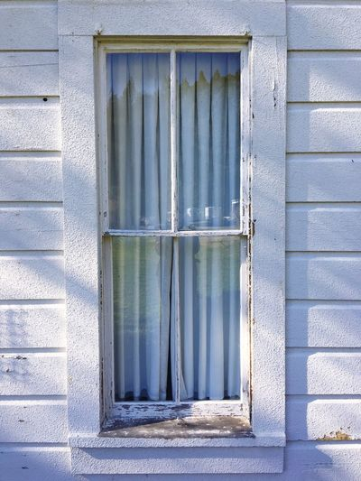 EyeEm Selects Window 1950s Architecture Quail Hollow County Park Ben Lomond California Sunset Magazine White Paint Siding Mid-century