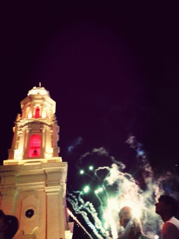 Independence Day 16deseptiembre Grito Fireworks