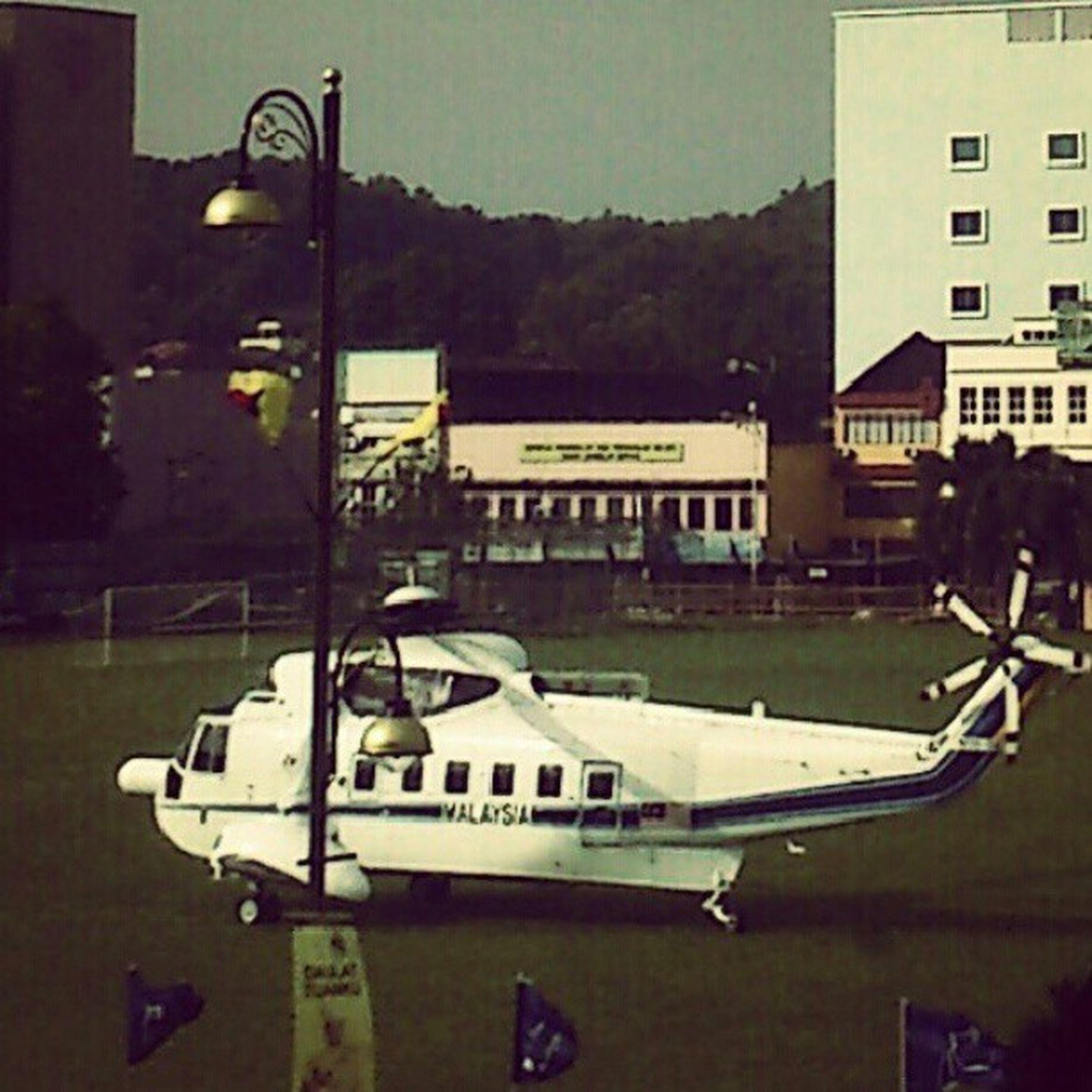 Helikopter Padangmps TPM