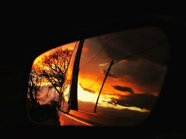 Took a photo with the car mirror while she was driving :) Showcase May Pretty Check This Out Spring Nights Sunset #sun #clouds #skylovers Sky Nature Beautifulinnature Naturalbeauty Photography Landscape [ [a:11504336] Pretty♡ Scotland Bo'ness My Favourite Photo My Favorite Photo