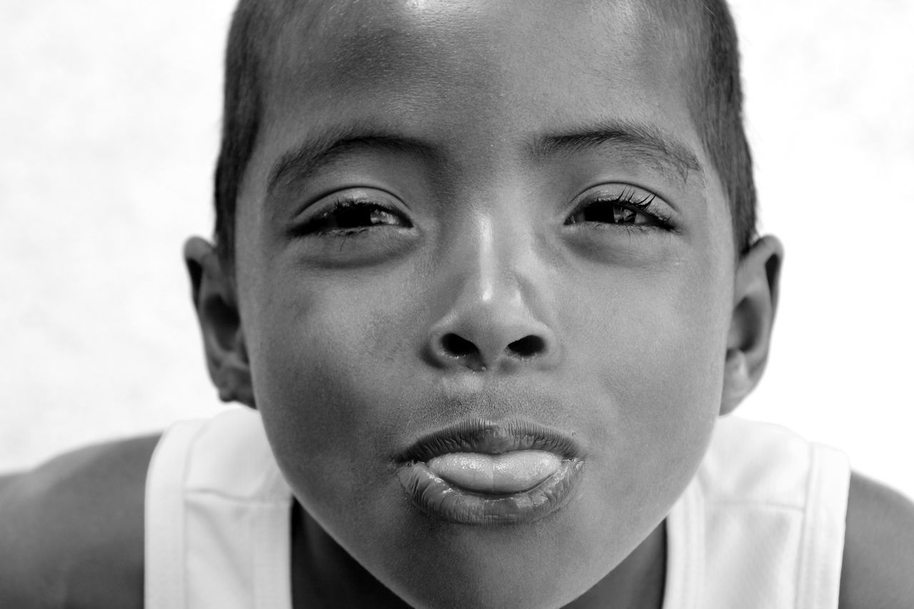 Boys Childhood Children Civil Servant Close-up Day Ecuador Education Elementary Age Front View Happiness Headshot Human Face Kids Looking At Camera One Person Outdoors Portrait Poverty Real People Santo Domingo Teacher Violence Volunteer Volunteering