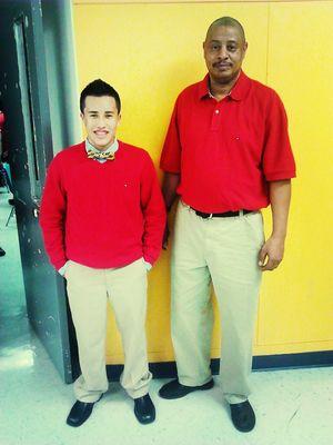 Dress like a teacher day