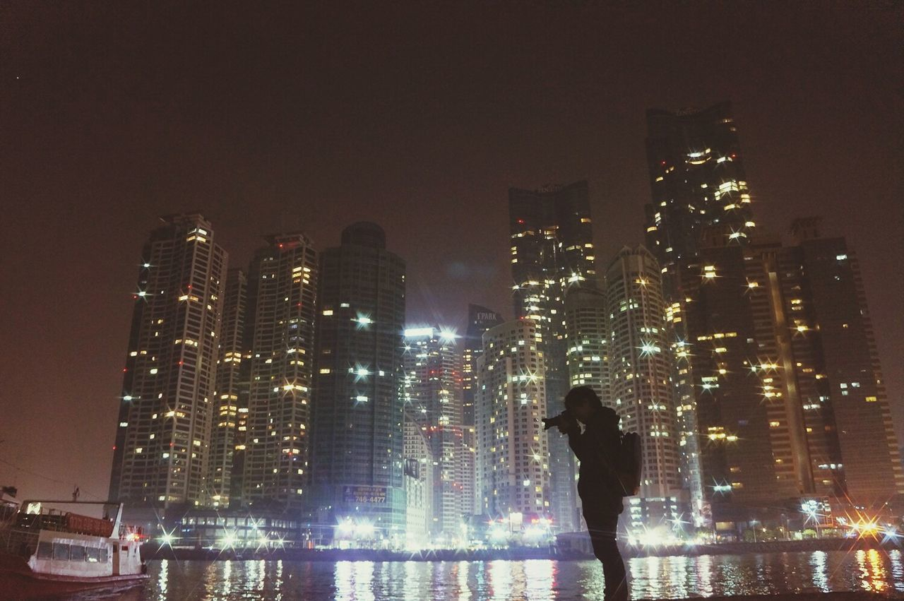 The EyeEm Facebook Cover Challenge Marinecity 부산 Busan in South Korea Colorful Nightview Night Nightphotography My Hobby Snapshots Of Life