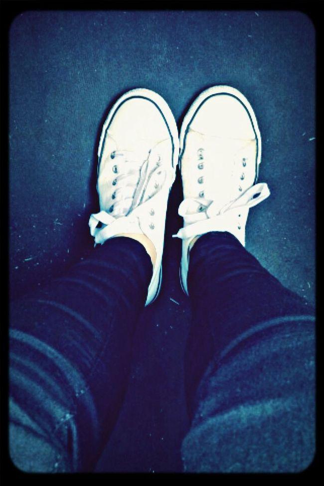 ???✨? Converses Jeans Topshop Black