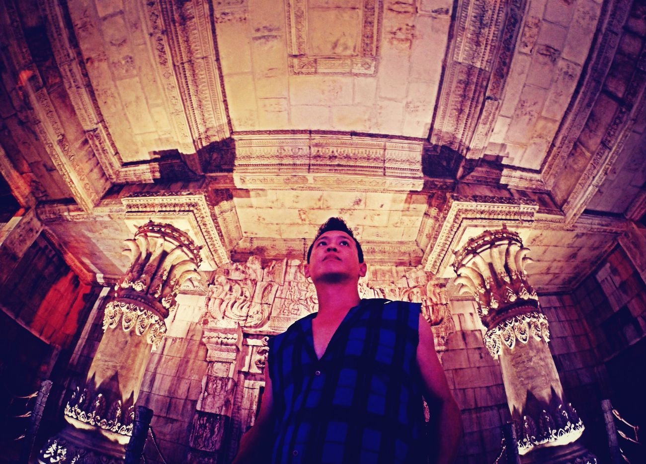 Palace Of The Elephants HDR EyeEm Best Shots - HDR HDR Selfportrait