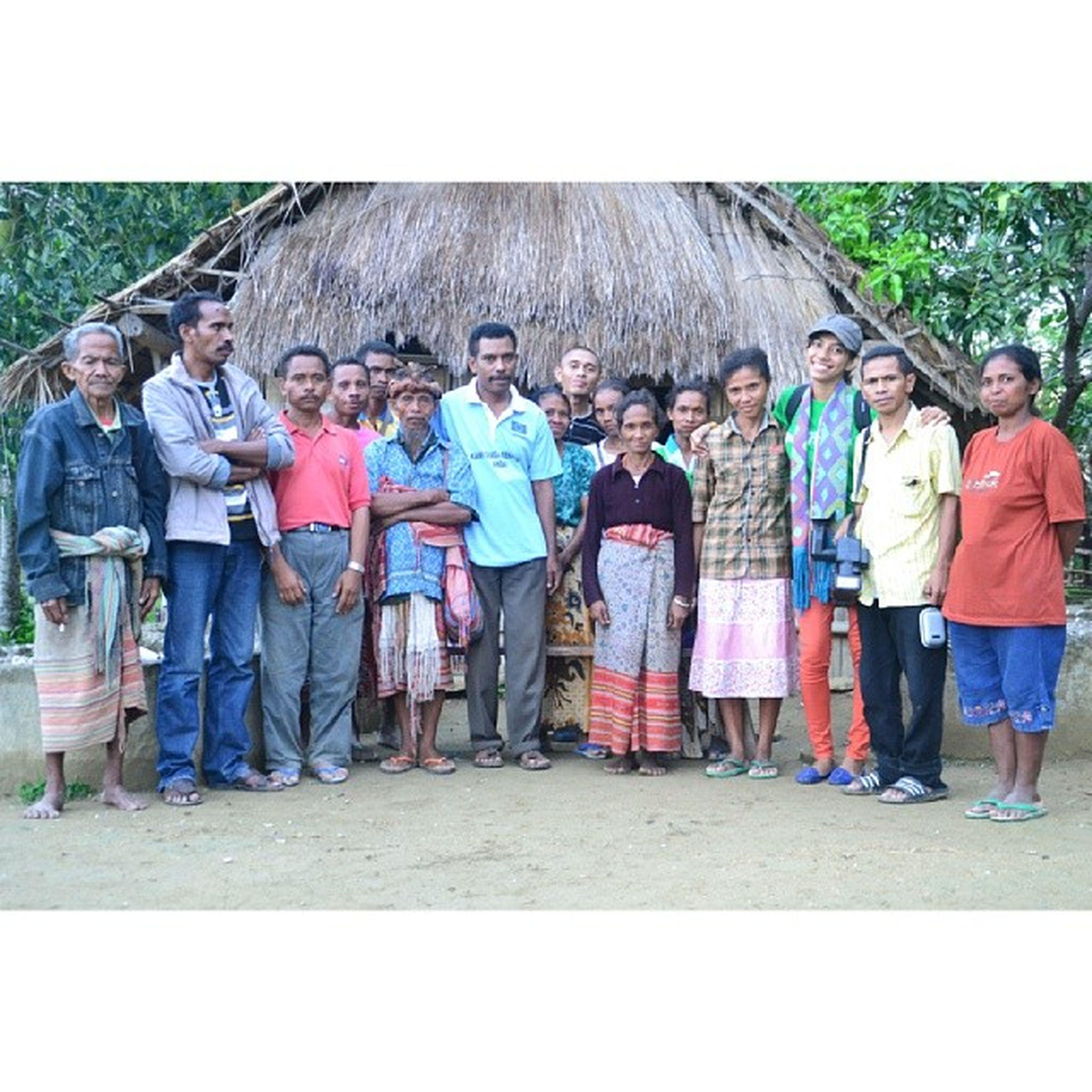 Desa Enoneontes, Kab. TTS Lopo Etnik Lumbung Animasi sdm