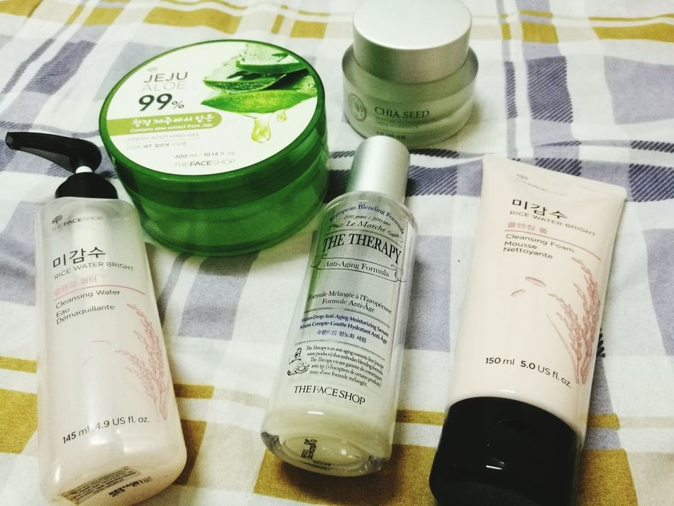 Skin care Skincareroutine Skincare Skinfoods Faceshopproducts Antiaging Freshskin Fresh And Clean Waterbasedproducts TheFaceShop Young Women