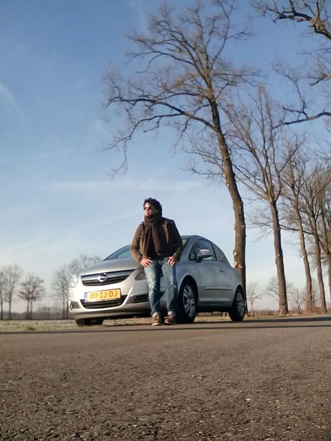 That's Me Mycar<3 Sunny Day Wintertime