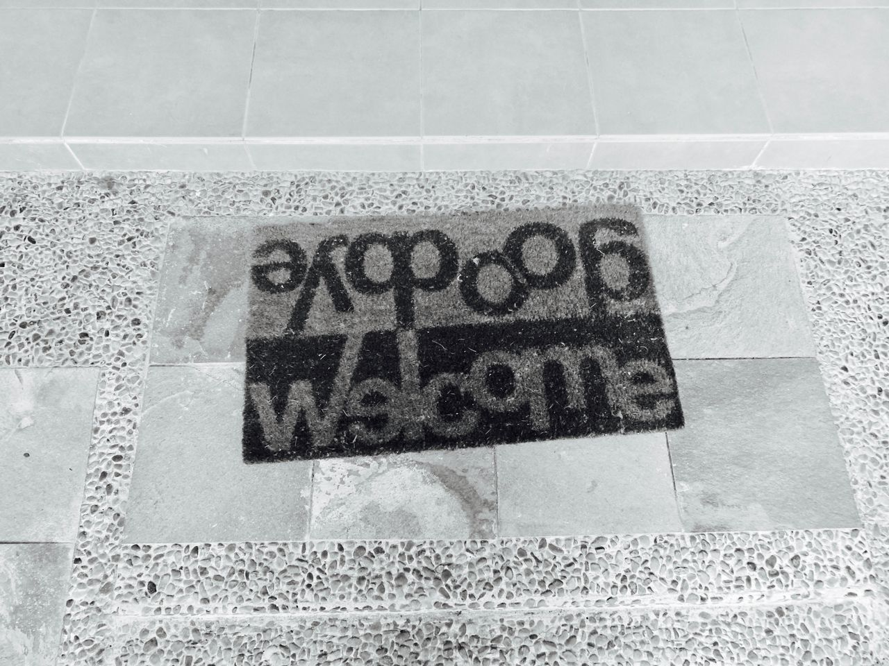 Close-up Communication Day Goodbye No People Outdoors Text Welcome Western Script EyeEmNewHere